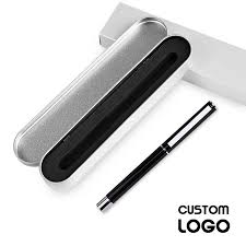 <b>1set</b> Business Metal Gifts <b>Signature Pens</b> Free Custom LOGO ...
