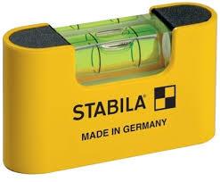 Новинка: <b>Уровень STABILA Pocket Electric</b> 17775 уже в продаже.