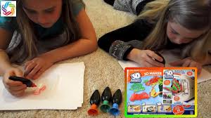 <b>Набор для творчества</b> 3d <b>MAGIC</b> toy MAKER, делаем объёмные ...