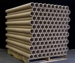 photo courtesy of valk industries inc cardboard tubes
