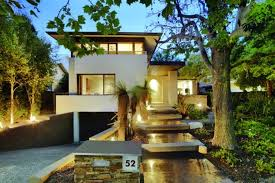 Houseplans com Modern Photo Plan     i like this for the rear    Houseplans com Modern Photo Plan     i like this for the rear elevation   Dream Home   Pinterest   Contemporary House Plans  House plans and Buy House