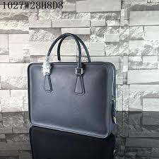 2019 <b>Men</b> Laptop Bags <b>Real</b> Leather <b>Single Zipper</b> 28cm Wide ...