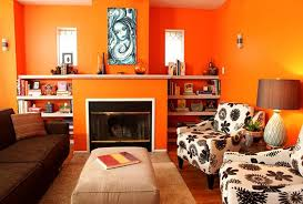 ideas burnt orange: vibrant orange living room vibrant orange living room vibrant orange living room