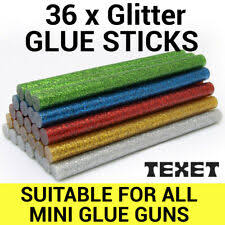 glitter <b>glue sticks</b> products for sale | eBay