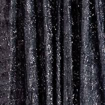 <b>Black</b> Panne <b>Velvet</b> Fabric - Stumps