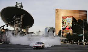 NASCAR drivers to take part in burnouts, race car procession on Las ...