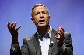 Image result for O'Malley and Trump
