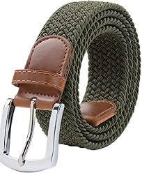 High-end <b>Christmas</b> gifts <b>Stylish</b> Women <b>Elastic</b> Women Belt Military ...