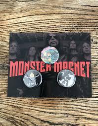 "<b>MONSTER MAGNET</b> ""<b>mindfucker</b>"" Button Set 31mm | Lo-Fi ..."
