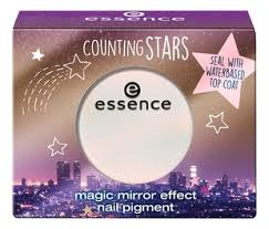<b>Эффектная пудра для</b> ногтей Counting Stars Magic Mirror Effect ...