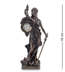 <b>Статуэтка</b>-часы <b>Фемида</b> - богиня правосудия <b>Veronese</b> – купить в ...