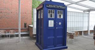 Doctor Who's TARDIS is <b>bigger on the inside</b> — but how? | Science ...