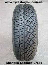 Купить шины <b>265/65 R17</b> 112H Michelin Latitude Cross цена ...