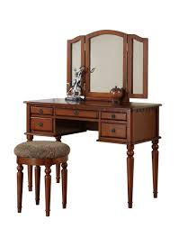 how to choose bedroom vanity chair modern contemporary brown wooden vanity designed with drawers and chair wooden furniture beds