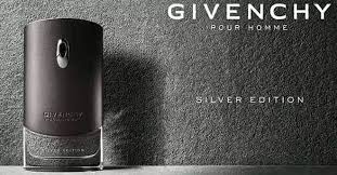 <b>Givenchy pour Homme Silver</b> Edition ~ New Fragrances