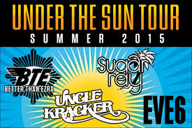 Image result for under the sun tour 2015