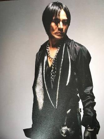 2003 DAZED 氷室京介 BOOWYの氷室京介