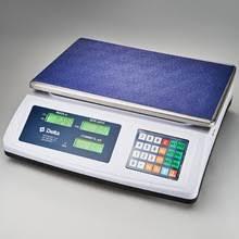 <b>Весы</b> электронные торговые настольные <b>Delta ТВН</b>-50, до 50 кг ...