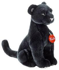 <b>Мягкая игрушка Trudi</b> Пантера Ирис 34 см — купить по выгодной ...