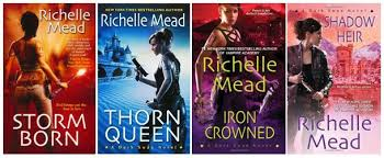 Dark Swan Series 1-4 Storm Born, Thorn Queen, Iron Crowned, Shadow Heir - Richelle Mead