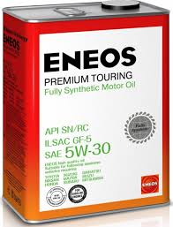 "<b>Масло моторное ENEOS</b> ""<b>Premium</b> Touring"", синтетическое, 5W ..."