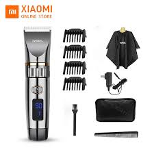 Youpin Showsee <b>Electric Hair Clipper</b> Set Waterproof Ceramic ...