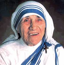 Image result for Mother Theresa picture