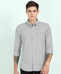 Men's <b>Casual</b> Shirts - Buy <b>Casual</b> shirts for men online at best prices ...