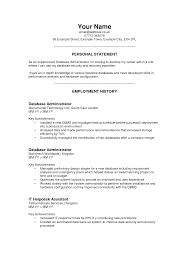 Example Resume  Personal Profile Resume Sample  Profile Example       profile resume