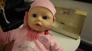 Unboxing <b>Baby Annabell</b> Doll! <b>Zapf Creations</b> - YouTube