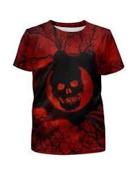 Толстовки, кружки, чехлы, футболки с принтом gears of <b>war</b>, а ...