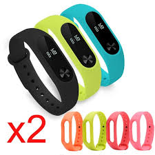 Wristwatch Bands Miband 2 Bracelet <b>Replacement Silicone Wrist</b> ...