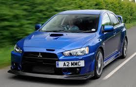 <b>Модель Mitsubishi Lancer Evolution</b> заменят мощным кроссовером
