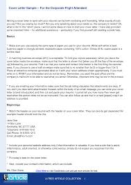 flight attendant cover letter no experience   buy paper cheap