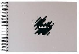 <b>Скетчбук</b> для маркеров <b>Falafel books</b> Marker paper 29.7 х 21 см ...