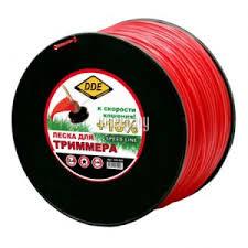 Купить <b>Леска для триммера DDE</b> Speed Line 2.4mm x 346m Red ...