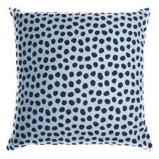 <b>Чехол</b> для <b>подушки</b> Tkano с принтом <b>Funky</b> dots 45х45, серо ...