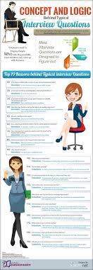 ideas about sample interview questions job the logic behind 19 common interview questions