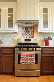 Multi Coloured Kitchen Tiles 17 Best Ideas About Spanish Tile Kitchen On Pinterest Mexican