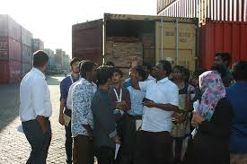 photo gallery of e thames college students to icd sanathnagar hyderabad a customs outreach initiative