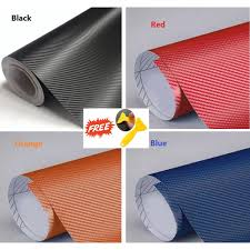 <b>Carbon Fiber</b> Sticker for Laptop Tablet and Cellphone | Shopee ...