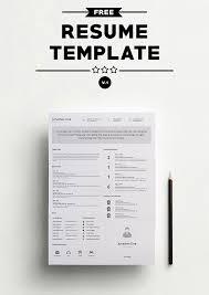 free professional cv   resume templates psd mockup   tinydesignrfree professional resume template