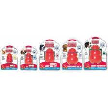 <b>Игрушка Kong Classic</b> для собак, средняя, 8 х 6 см (1654295 ...