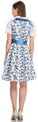 Clearlove Limited Traditional Dirndl <b>Dresses</b> Blouse Apron for ...