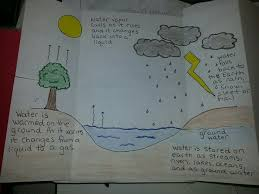 images about water cycle on pinterest   water cycle  water    this can be an activity that the students do during our weather cycle lesson  they draw water cycle diagram  ag
