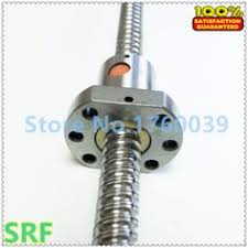 <b>16mm Rolled Ballscrew</b> SFU1605 set:1pcs <b>Ball screw</b> length ...