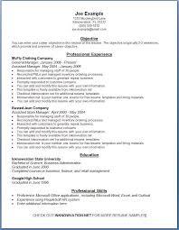 federal resume format  federal resume format  chronological    chronological