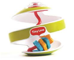 Погремушка <b>Tiny Love Чудо</b>-<b>шар</b> — купить по выгодной цене на ...