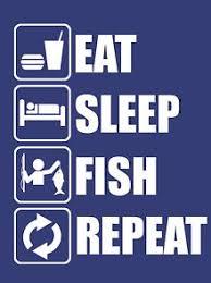 <b>Eat Sleep Fish</b> Repeat Gifts & Merchandise   Redbubble