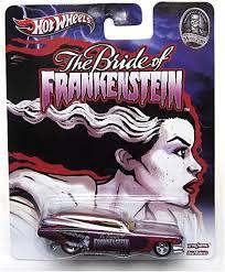 '59 Cadillac Funny Car Bride of <b>Frankenstein</b> Universal Studios <b>Hot</b> ...